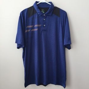 PGA Tour Pro Series Athletic Fit Men's Polo Shirt